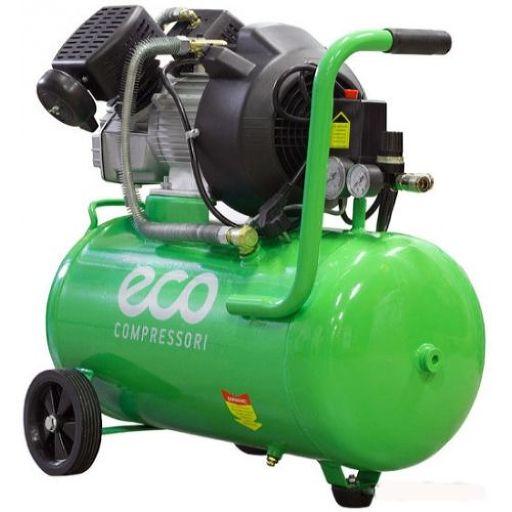 Компрессор ECO AE-502 2-х цилиндровый,емкость ресивера 50л