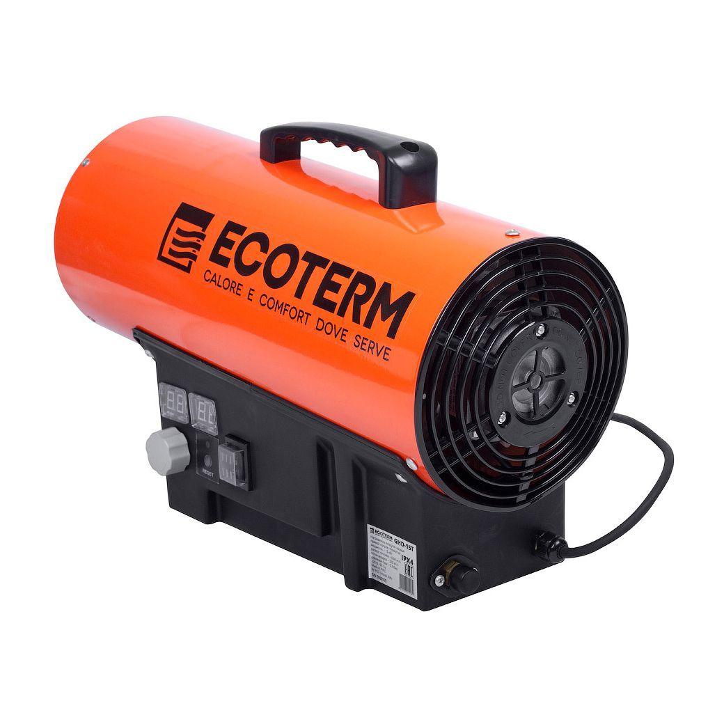 Нагреватель воздуха ECOTERM GHD-30, (30кВт)