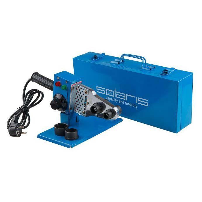 Сварочный аппарат для полимерных труб SOLARIS